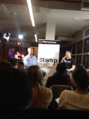 Alex Hawkinson, SmartThings, and Brian Park discuss The Internet of Things at Startup Grind in DC