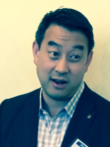 WeddingWire Founder/CEO, Timothy Chi, discusses his great big global chapter. June, 2015 #Connectpreneur